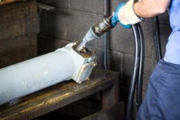 cleaning-heat-exchanger-don-hart-radiator-repair-service-austin-texas
