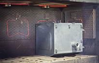 gas-tank-in-oven-don-hart-radiator-repair-service