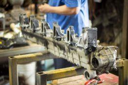 prepping-heat-exchanger-don-hart-radiator-repair-service-waller-texas
